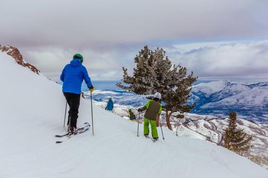 斯诺本森(Snownasin)滑雪胜地 ©Jeremiah Watt