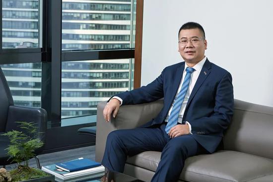 融创中国执行总裁兼融创文旅集团总裁路鹏