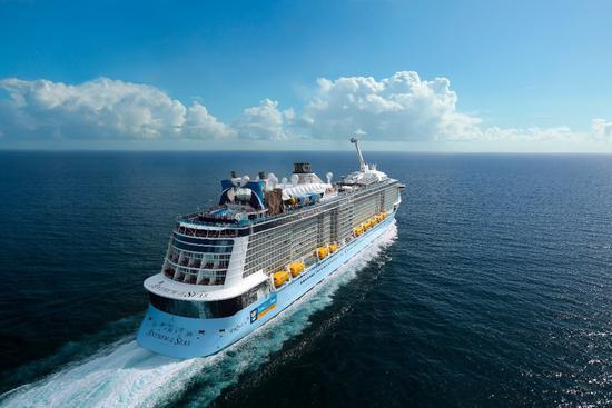 皇家加勒比将于今年夏季开启英国游轮航线