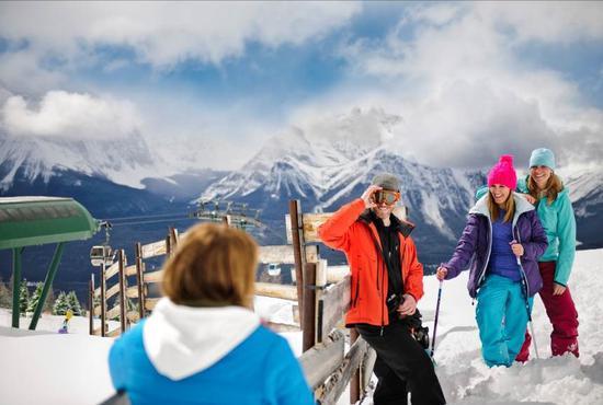艾伯塔省旅游局亮相2019国际冬季