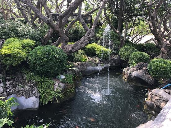拷汪行宫沿途风景