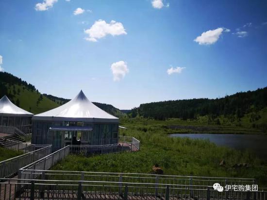 美丽的奥伦布坎营地