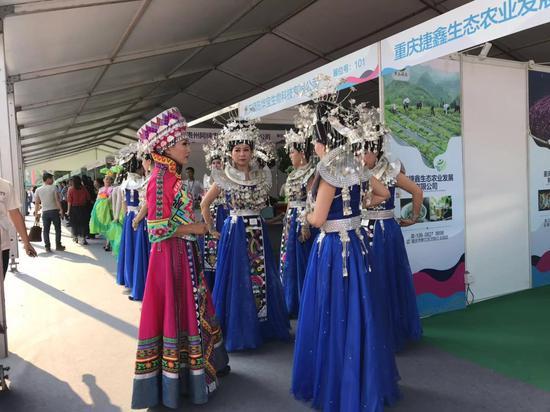 318家客商齐聚湘西,开展特色农产品产销对接活动