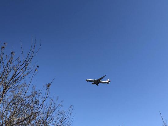 民航局:每天通过航空入境旅客将降到5000人左右