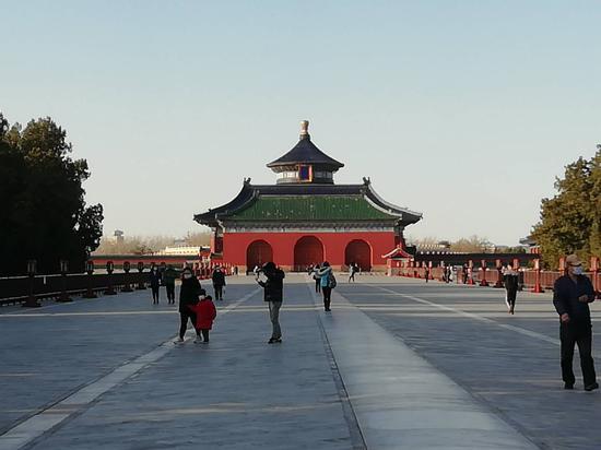 北京市5家市属公园凭身份证入园