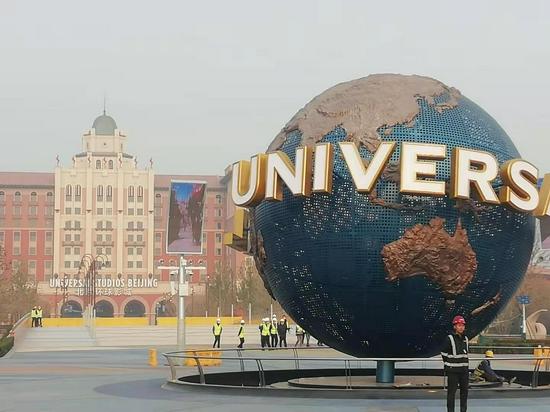 北京环球度假区9月1日正式试运行,仅对受邀客人开放