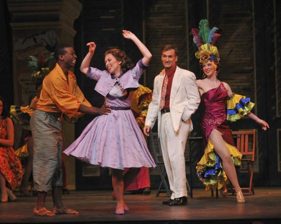 犹他州艺术节歌剧和音乐剧(Utah Festival Opera and Musical Theatre)