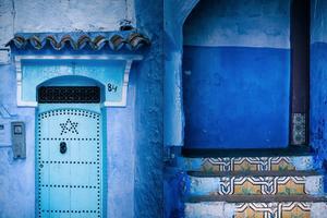 北非童话小城