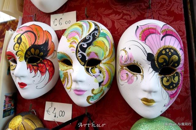 威尼斯面具嘉年华