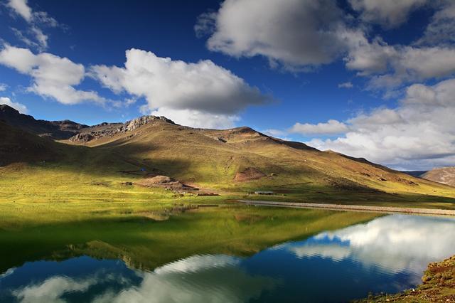 世界最高的死火山