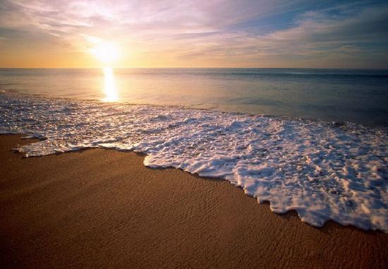 北戴河海滩美景