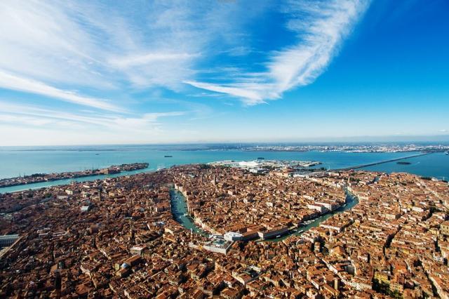 行摄在浪漫水城威尼斯