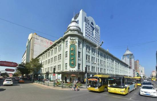 哈尔滨市秋林公司(秋林洋行旧址)图片