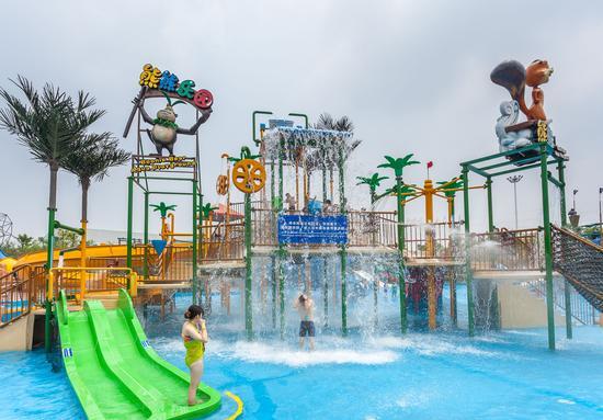方特水上乐园——熊熊乐园2-方特儿童节 童趣乐翻天