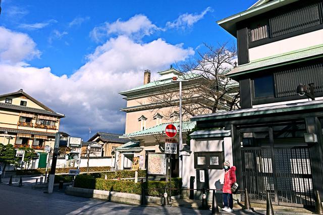京都与名古屋的复古风情