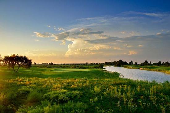 黑龙江省十大最美湿地候选:黑龙江省齐齐哈尔江心岛国家湿地公园