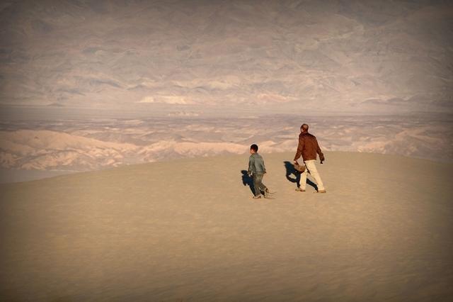 走进死亡谷