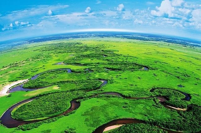 呼伦贝尔 世界最美的草原