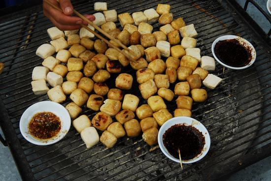 有一种豆腐 叫云南豆腐