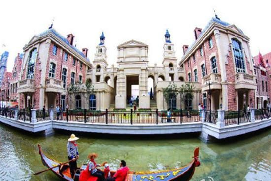 新浪旅游配图:东方威尼斯水城 摄影:i慧游-智慧旅游
