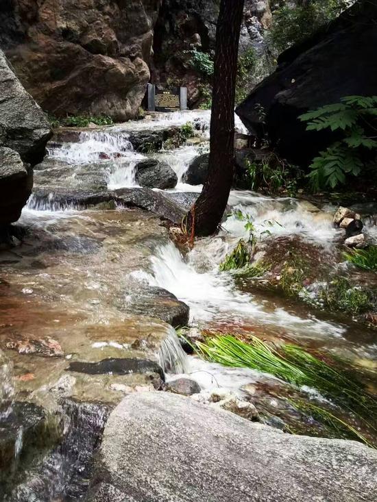 水泉溪景区