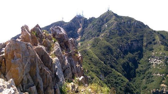 新浪旅游配图:大黑山 摄影:图片来源于网络