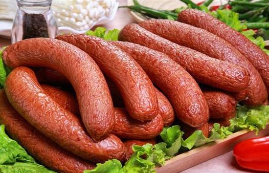 哈尔滨红肠(图片来源于网络)