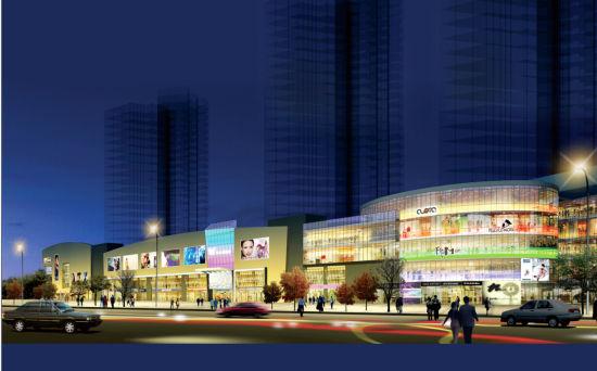 新浪旅游配图:天兴罗斯福购物中心 摄影:图片来自网络
