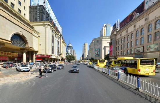 龙脊龙背——大直街(图片来源于网络)