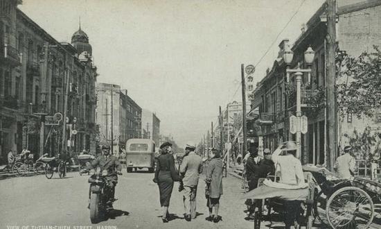 石头马路——地段街(图片来源于网络)