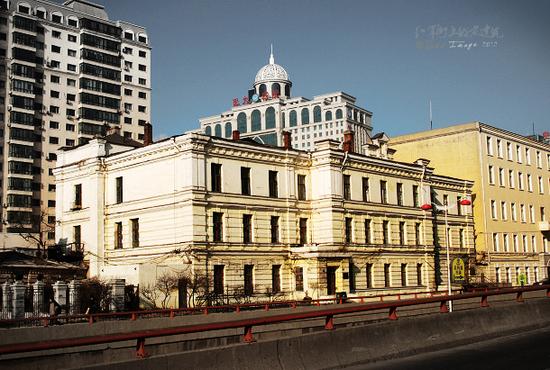 历史聚焦——红军街(图片来源于网络)