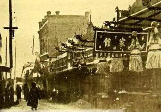 百年老街——天一街(图片来源于网络)