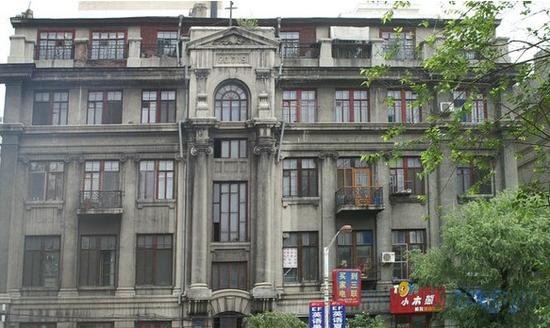 青史照街——兆麟街(图片来源于网络)