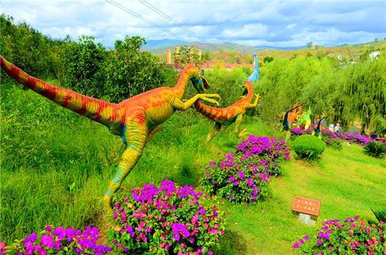 世界恐龙谷 / 图片来源: 中关村在线