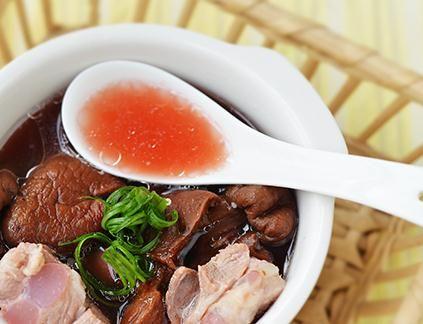 野生红菇汤 图:新浪博主/83小钟