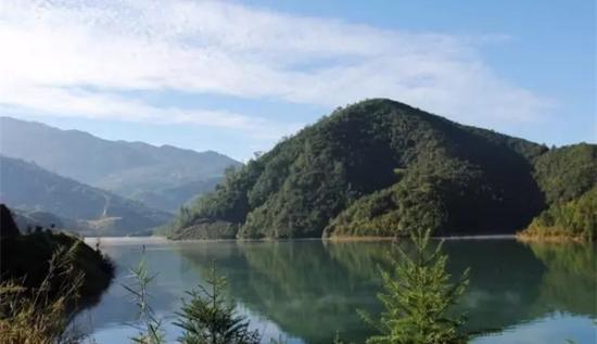 龙陵小黑山自然风景保护区 纯粹的自然美