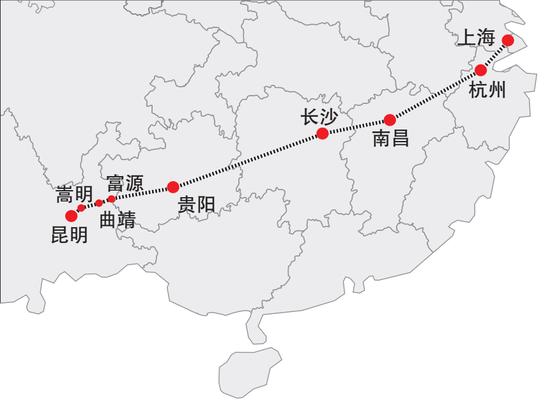 昆明   昆明,享春城之美誉,云南省会,中国面向南亚、东南亚开放的门户城市,国家级历史文化名城,我国重要的旅游、商贸城市,西部地区重要的中心城市之一。   昆明地处云贵高原中部,是滇中城市群的核心圈、亚洲5小时航空圈的中心,国家一级物流园区布局城市之一。昆明市是灵秀而迷人的,它三面环山,南濒滇池,湖光山色,天然成趣。滇池是云南省最大的高原湖泊,全国第六大淡水湖泊,沿湖两岸风光绮丽。由于地处低纬高原而形成四季如春的气候,特别是有高原湖泊滇池在调节着温湿度,使这里空气清新、天高云淡、阳光明媚、鲜花