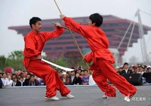 沧州:运河武术名城
