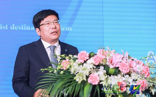 中国旅游研究院院长戴斌发布《世界旅游城市发展报告(2016)》