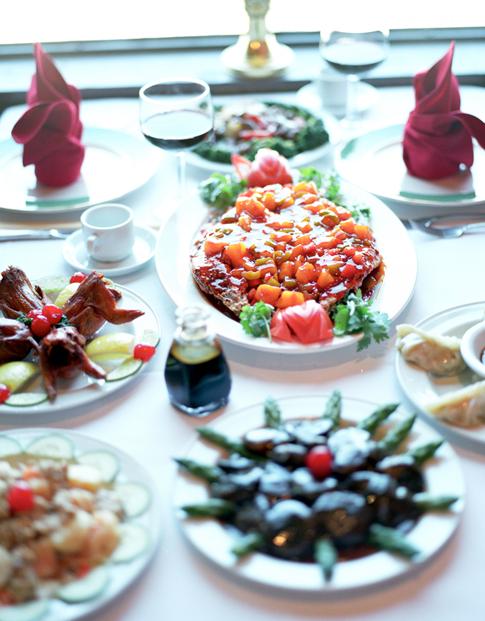 旧金山美食 图片来源:美国旧金山旅游协会中国办事处