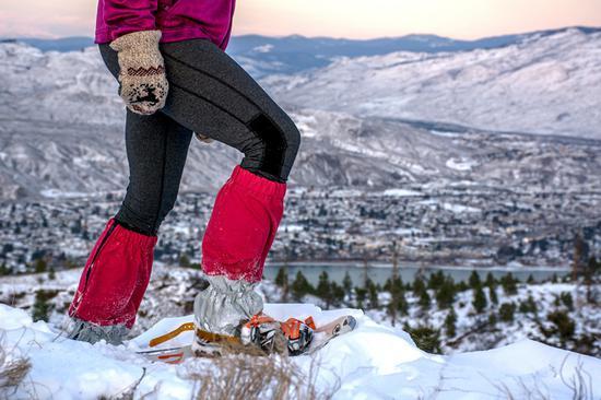 用脚步丈量冬天 图片来源:加拿大BC省旅游局 作者:Kenna Cartwright Park