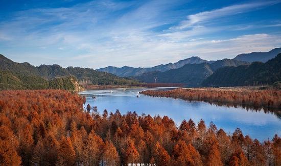 青龙湾 (摄影:@小程-醉影清扬 )