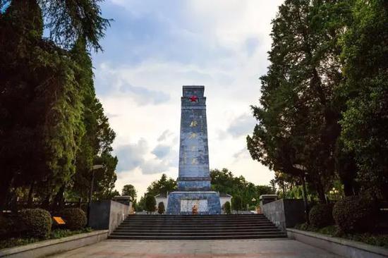 红军广场景区