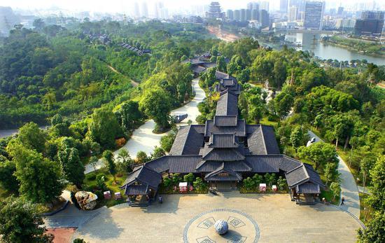 新浪微博:@南宁青秀山风景名胜旅游区
