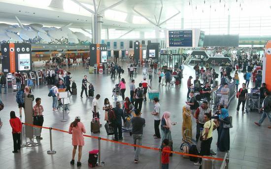 吉隆坡机场(资料图)