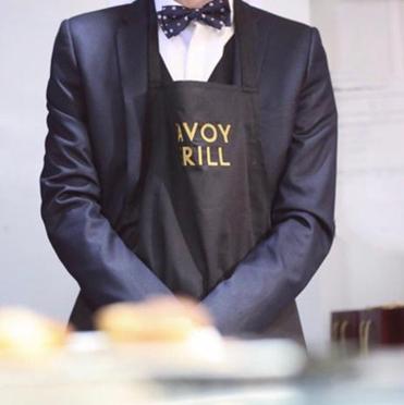 浸入式煮食体验与Savoy Grill