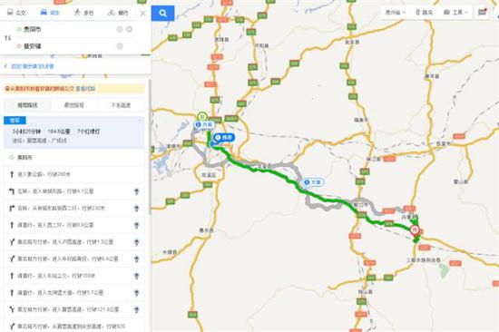 三都县普安镇地图线路