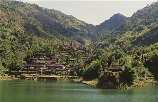 苍南碗窑古村落