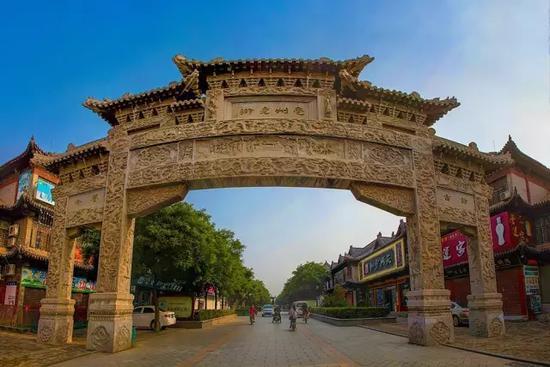 亳州老街    摄影:庐州老毕