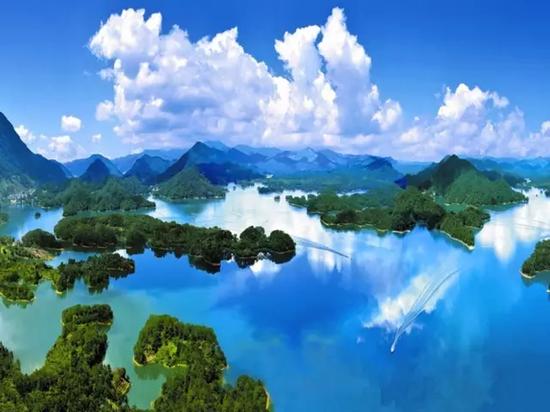 千岛湖,水乐园,农夫山泉生产基地,环湖骑行三日游